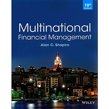Multinational Financial Management, New Book