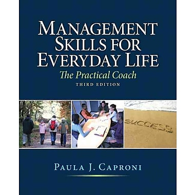 Management Skills for Everyday Life (3rd Edition), New Book