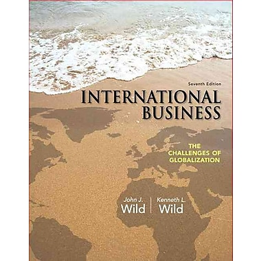 International Business: The Challenges of Globalization (7th Edition), Used Book