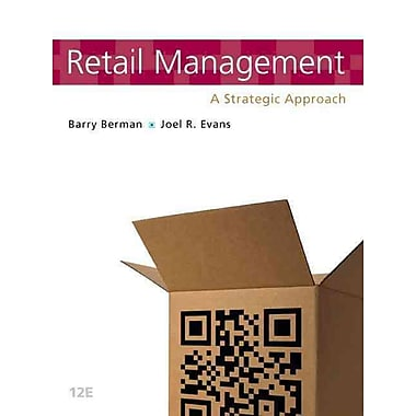 Retail Management: A Strategic Approach (12th Edition), Used Book