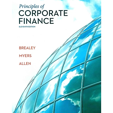 Principles of Corporate Finance with Connect Plus, New Book