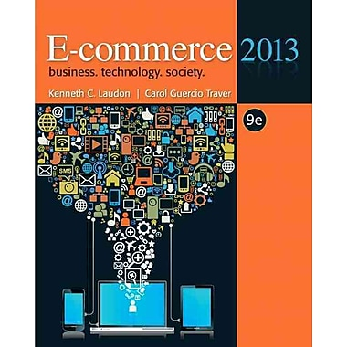 E-commerce 2013 (9th Edition), New Book