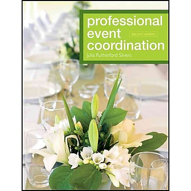 Professional Event Coordination, New Book