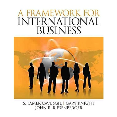 A Framework of International Business, New Book