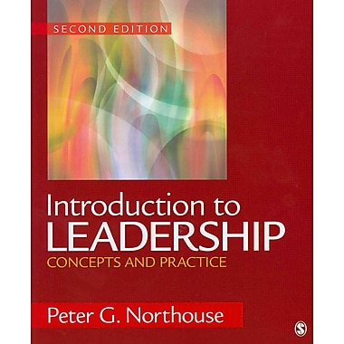 Introduction to Leadership: Concepts and Practice, Used Book
