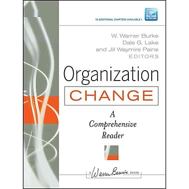 Organization Change: A Comprehensive Reader, Used Book