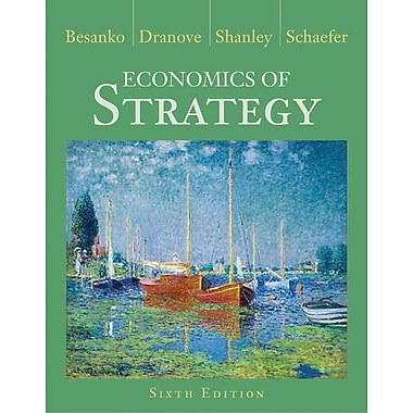 Economics of Strategy, Used Book