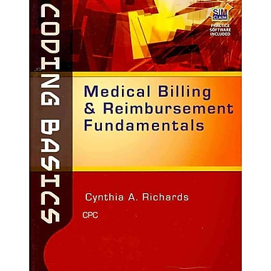 medical billing and coding review book