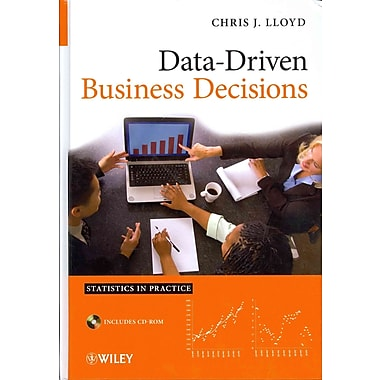 Data-Driven Business Decisions, New Book