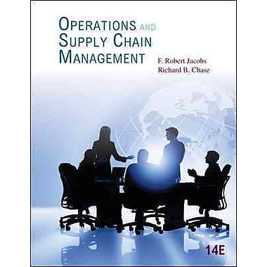 Operations and Supply Chain Management, New Book