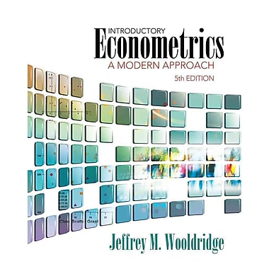 Introductory Econometrics: A Modern Approach, Used Book