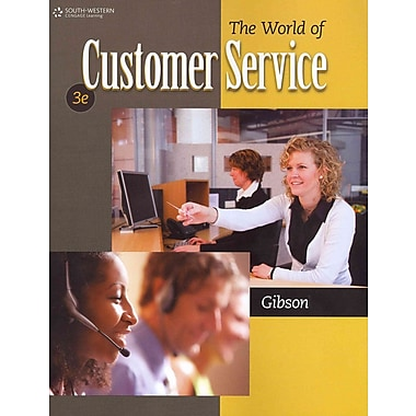 The World of Customer Service, New Book