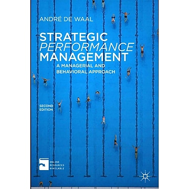 strategic approach to performance management and We adopted management systems' approach to strategic planning in our work with you on performance management system design performance evaluation system.