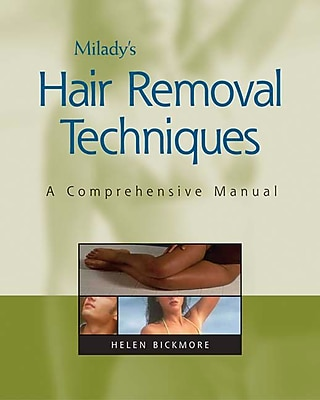 Milady's Hair Removal Techniques: A Comprehensive Manual 1155405
