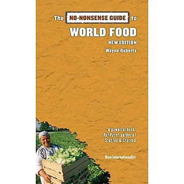 The No-Nonsense Guide to World Food, New Book