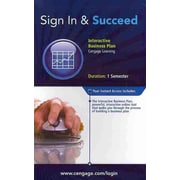 Online Interactive Business Plan Printed Access Card (Sign in & Succeed)