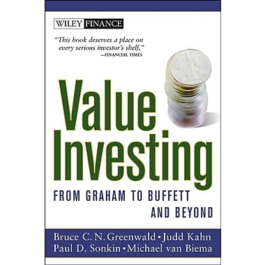 Value Investing, Used Book