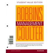 Management, Student Value Edition Plus NEW MyManagementLab -- Access Card Package (12th Edition)