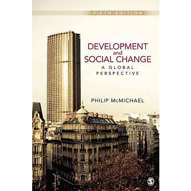 Development and Social Change: A Global Perspective (Sociology for a New Century), Used Book