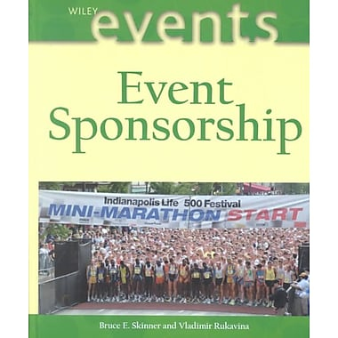 Event Sponsorship, New Book
