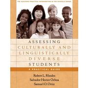 Guilford Press Assessing Culturally and Linguistically Diverse Students:.. Paperback Book