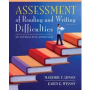 Pearson Assessment of Reading and Writing Difficulties: An Interactive Approach Book