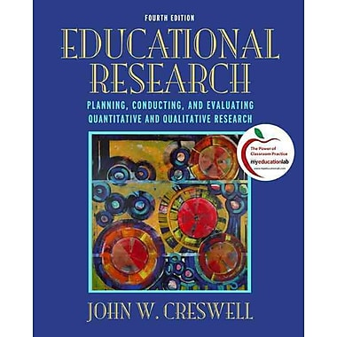 Pearson Educational Research Book, New Book