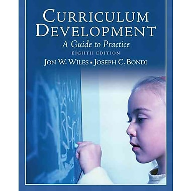 Pearson Curriculum Development: A Guide to Practice Book, Used Book