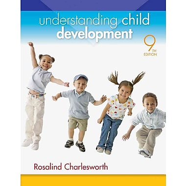 Cengage Learning® Understanding Child Development Paperback Book, Used Book