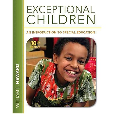 Pearson Exceptional Children: An Introduction to Special Education With MyEducationLab Book, Used Book