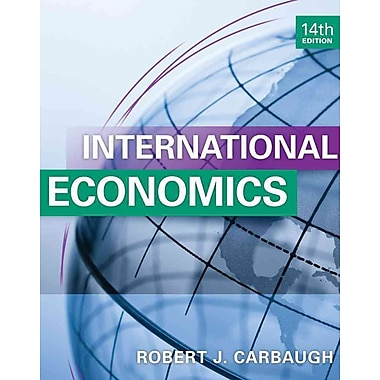 Cengage Learning® International Economics Book, Used Book