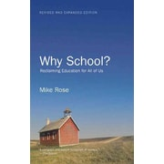Perseus Books Group Why School? Book