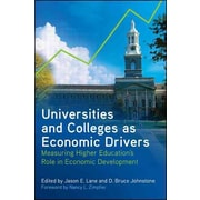 SUNY Press Universities and Colleges As Economic Drivers Hardback Book