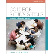 Cengage Learning® College Study Skills Book
