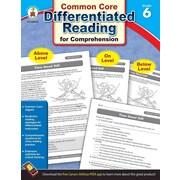 Carson Dellosa Differentiated Reading for Comprehension Resource Book, Grades 6