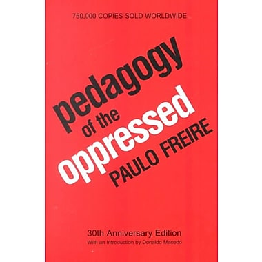 Bloomsbury Pedagogy of the Oppressed Book, Used Book