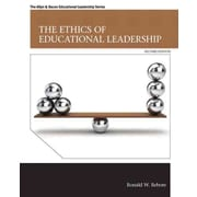 Pearson The Ethics of Educational Leadership Book