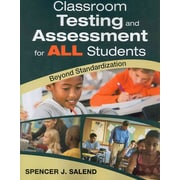 Corwin Classroom Testing and Assessment for ALL Students Book