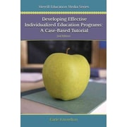 Pearson Developing Effective Individualized Education Programs: A Case Based Tutorial Book