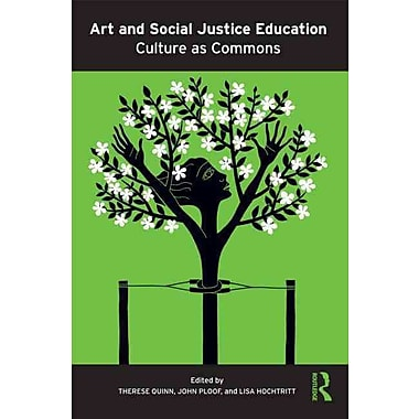 Taylor & Francis Art and Social Justice Education Book, Used Book