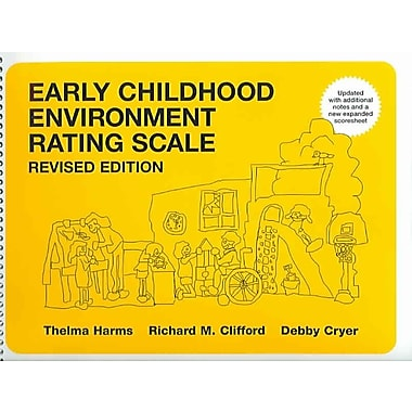 Teachers College Press Early Childhood Environment Rating Scale Book, Used Book