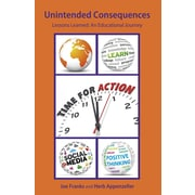 Carolina Academic Press Unintended Consequences Book