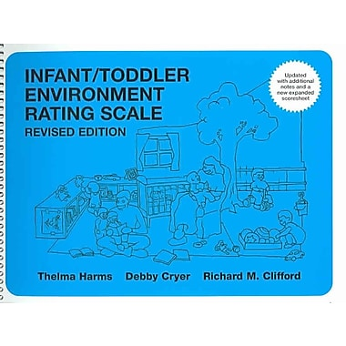 Teachers College Press Infant/Toddler Environment Rating Scale Book, Used Book