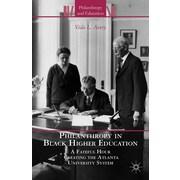Palgrave Macmillan Philanthropy in Black Higher Education Book