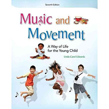 Pearson Music and Movement: A Way of Life for the Young Child Book, New Book