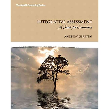 Pearson Integrative Assessment: A Guide for Counselors Book