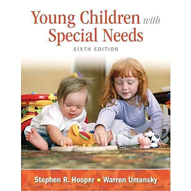 Pearson Young Children With Special Needs Loose-Leaf Version Book, New Book