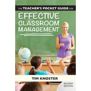 Brookes Publishing Co The Teacher's Pocket Guide for Effective Classroom Management Book