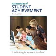 Prentice Hall Assessment of Student Achievement Book