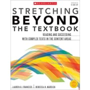 Scholastic Teaching Resources Stretching Beyond the Textbook Book